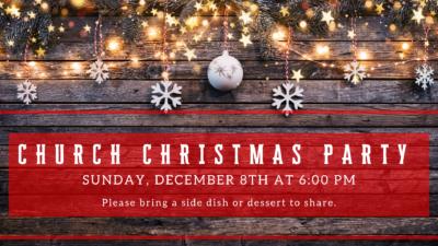 Life Community Church Christmas Party @ Life Community Church