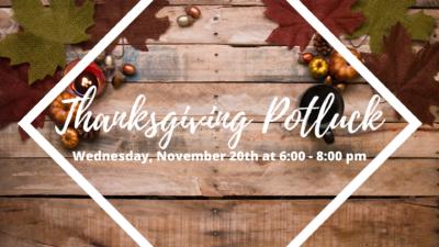 Thanksgiving Potluck @ Life Community Church