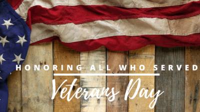 Veterans Day Sunday @ Life Community Church